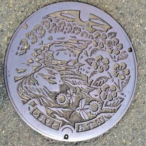 大阪府島本町 マンホール