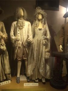 オーストリア館衣装