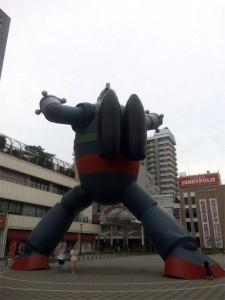 新長田 鉄人28号