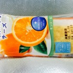モンテール 手巻きクレープ 瀬戸内オレンジとチーズ 食べた~