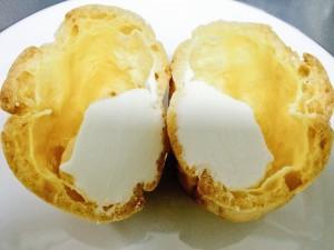 ヤマザキ カルピスシュークリーム