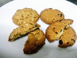 コープ 素材を活かしたクッキー
