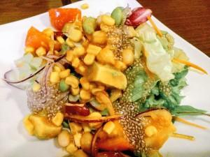 ラ・パウザ チアシードと12種野菜のサラダジャーパスタ