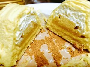 ファミマ 安納芋のモンブラン