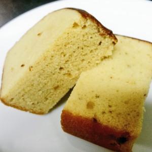ファミマ メープルナッツケーキ