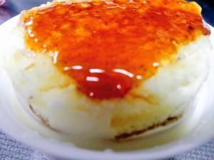 ファミマ プレミアムブリュレチーズケーキ
