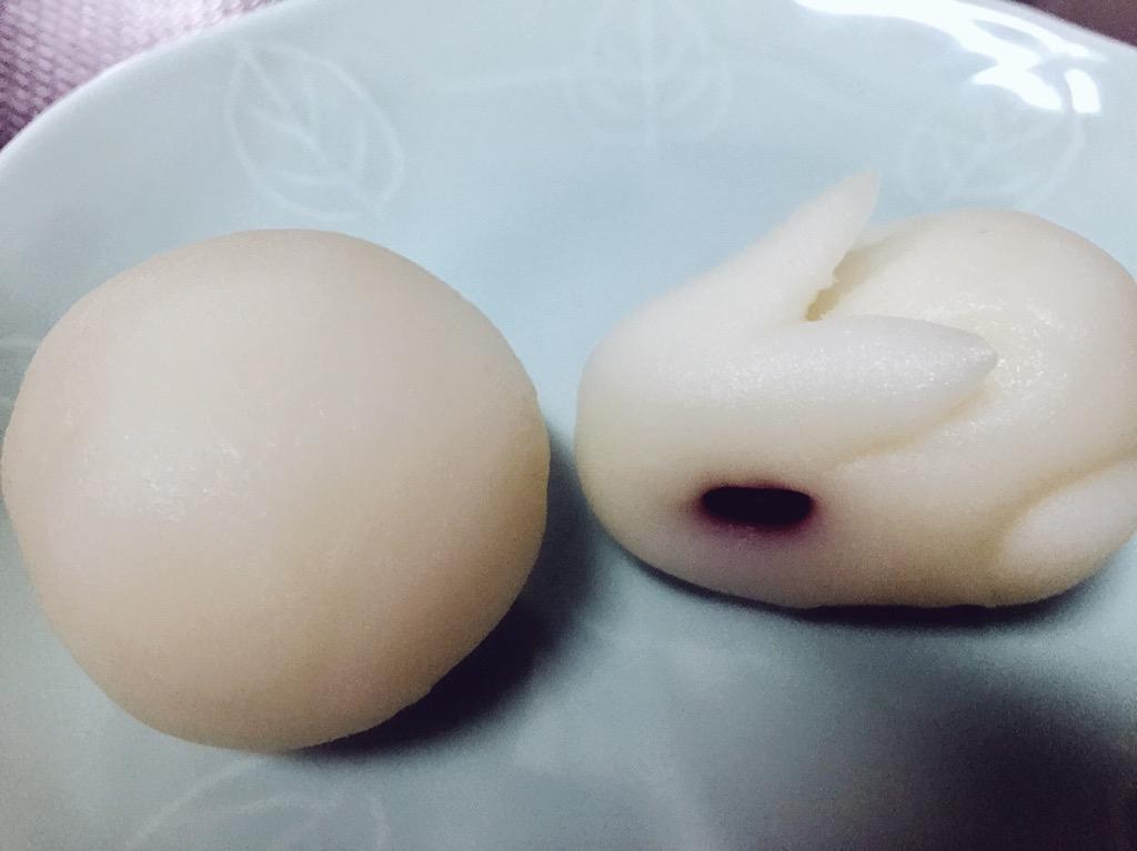 超シンプル・菊屋政房の月見団子食べた~
