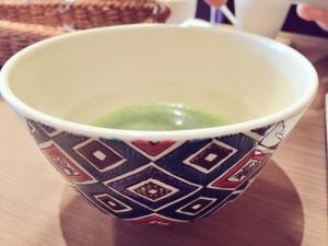 CACAO SAMPAKA  九谷焼抹茶セットの抹茶