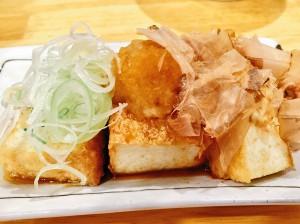 肉の佐藤 厚揚げおろしポン酢