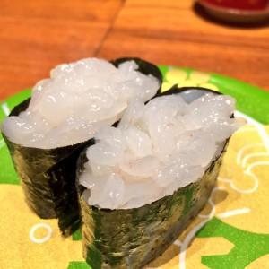 もりもり寿司 白えび