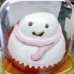 セブンの「雪の子ムースケーキ」と「白いくまさんムースケーキ」が可愛すぎる