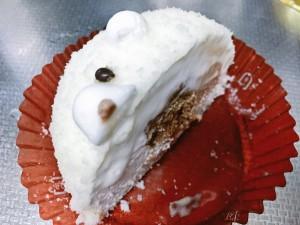 セブン 白いくまさんムースケーキ