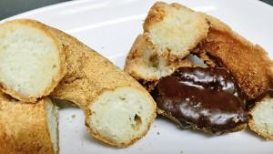セブン きなこドーナツ&チョコオールドファッション